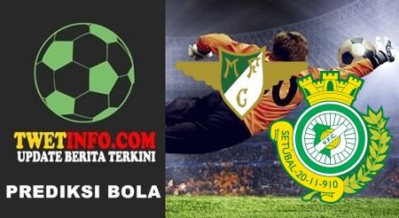 Prediksi Moreirense vs Vitoria Setubal