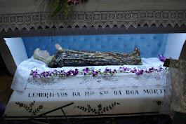 N.ª Sr.ª da Boa Morte (Altar Mor da Capela)