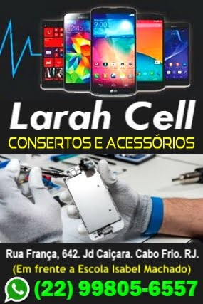 Larah Cell Cabo Frio