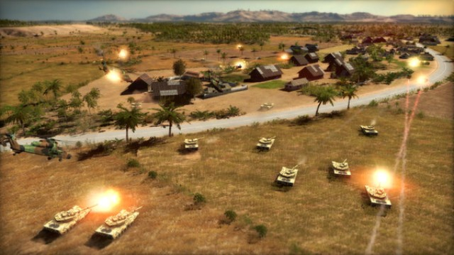 Wargame Red Dragon PC Games Gameplay
