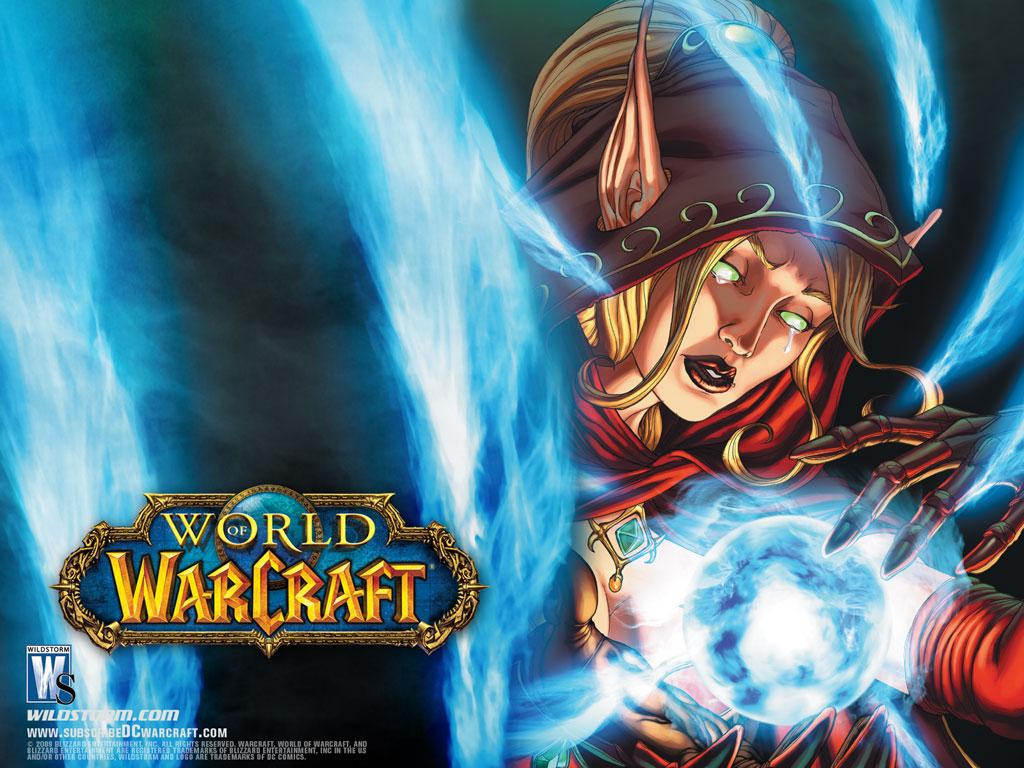 World of Warcraft HD & Widescreen Wallpaper 0.611595259722483