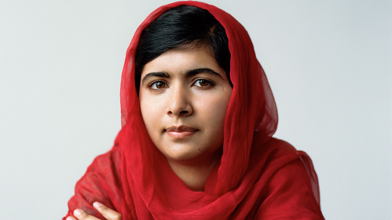 Nhà hoạt động cho nữ quyền Malala Yousafzai.