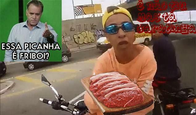 melhores-montagens-assalto-ladrão-hornet-são-paulo-queronaao