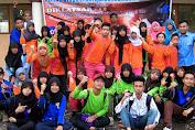 Palang Merah Remaja Wira SMK Islam Sirajul Huda Adakan Diklatsar I