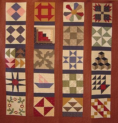 Quilt Patterns Slaves Used : QUILTS FROM UNDERGROUND RAILROAD PATTERNS FREE Quilt Pattern