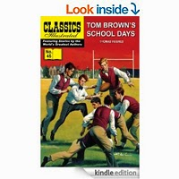 FREE: Tom Brown's School Days by Thomas Hughes