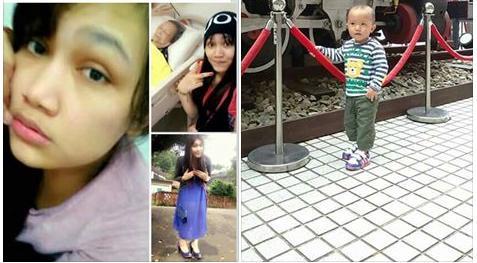 Beralasan Mencari Kerjaan TKW Taiwan Ini Menelantarkan Bayinya Ditangan Sahabatnya