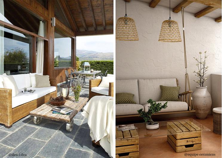 Come arredare una veranda finest arredare la veranda free for Arredare veranda