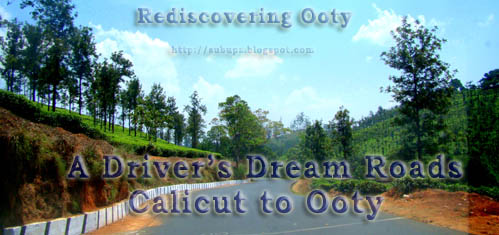 Ooty route