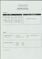 Jadual Darjah 4 Maths Clinic 2014