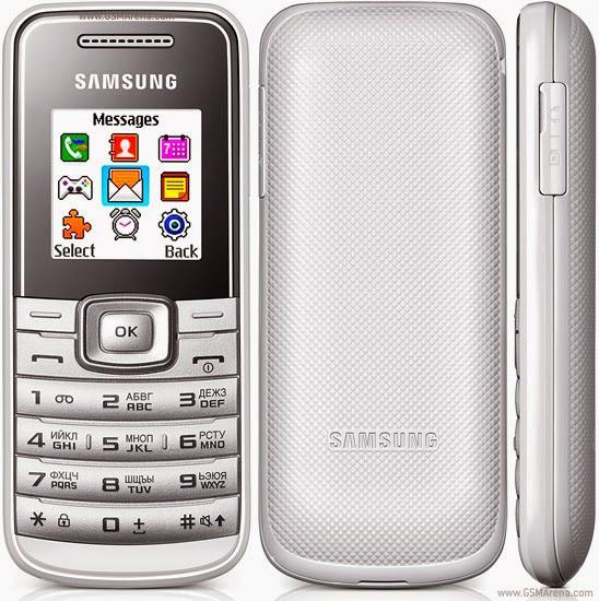 Samsung E1050 Flash Files