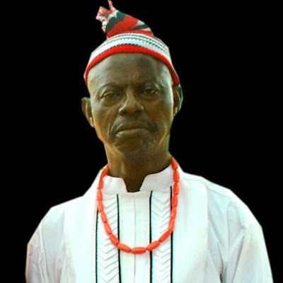 A Veteran Nollywood Actor, Sir Ozor Akubueze Has Died