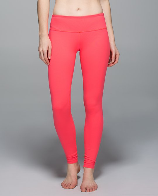 lululemon-electric-coral wunder-under-pant