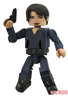 First Look: Cobie Smulders as Maria Hill The Avengers Movie Minimate