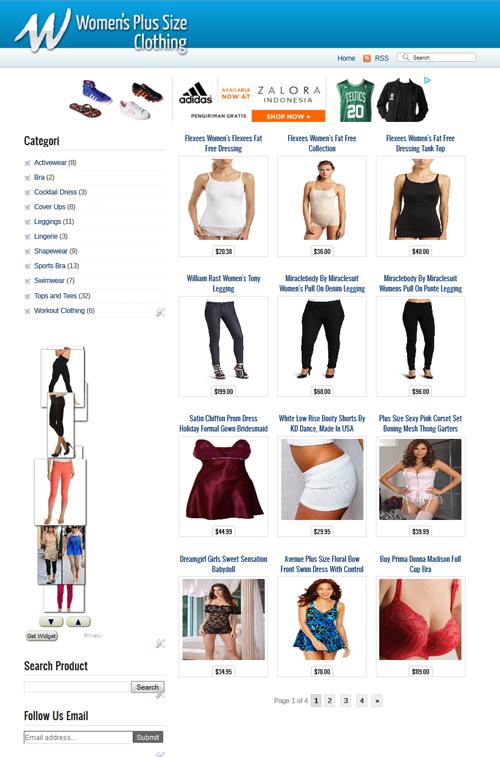 Cheap Blogger Store Templates | Blogspot Store Templates