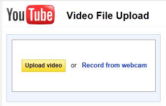 Can i resume youtube upload
