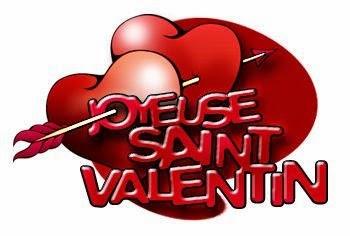 SMS happy valentine en francais