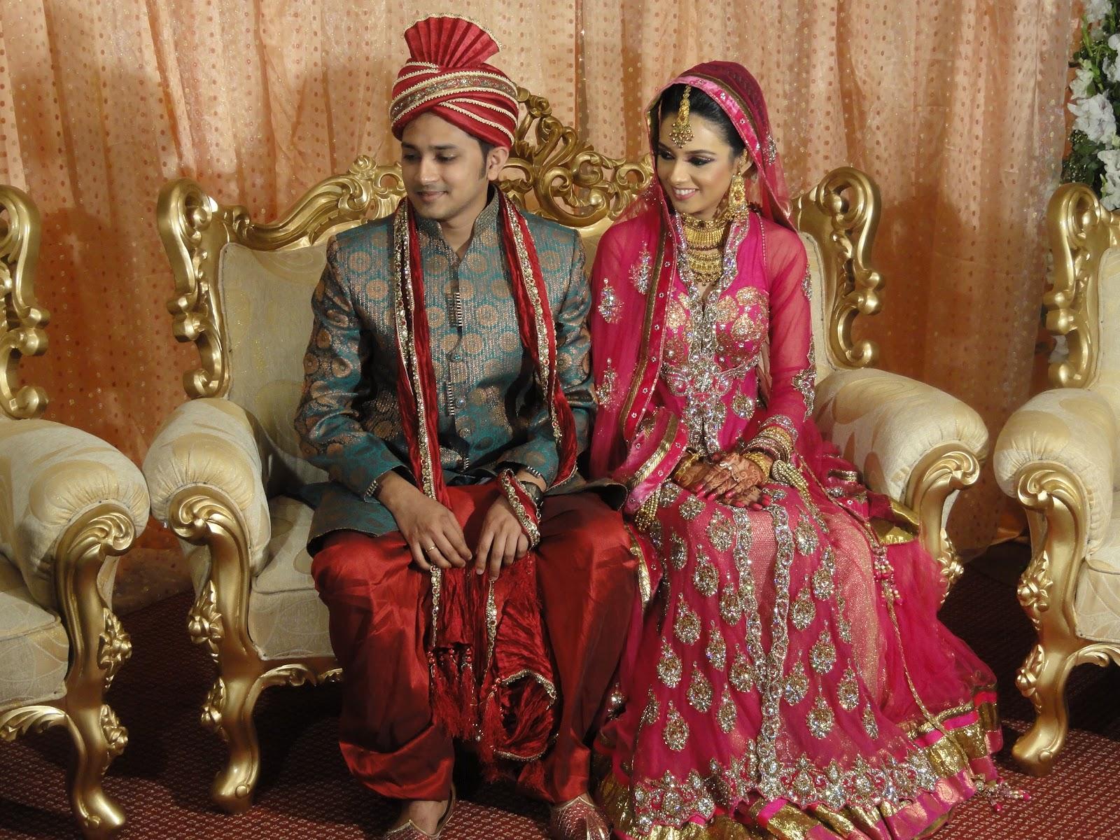Bridals & Grooms Styles Pakistani bride & groom poses