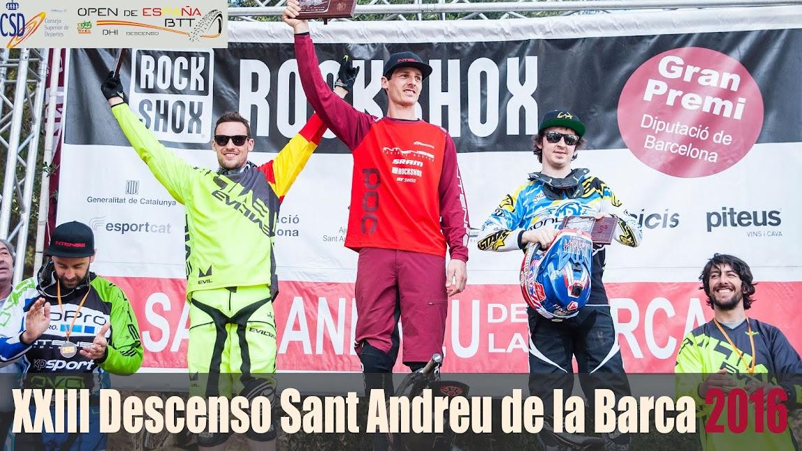 XXIII DESCENSO SANT ANDREU DE LA BARCA