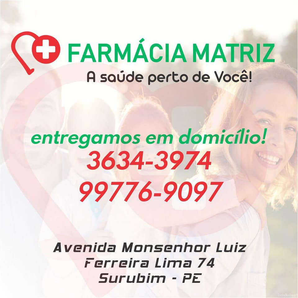 FARMÁCIA MATRIZ