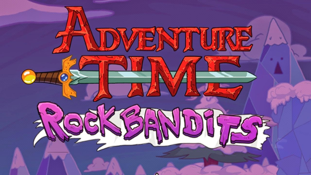 Rock Bandits - Adventure Time v1.1 APK+DATA