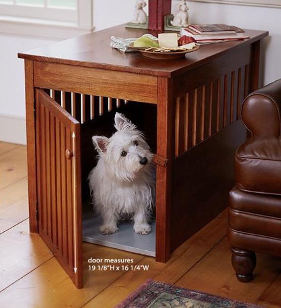 Домик для комнатной собачки