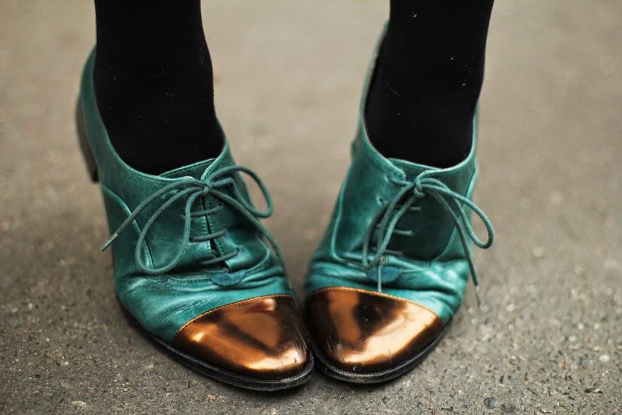 detail shoe design stil