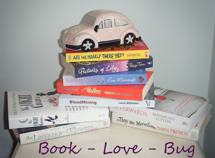 Book - Love - Bug