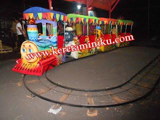 Kereta Mini, Kereta Mall, Komedi Putar Ya Keretaminiku.com