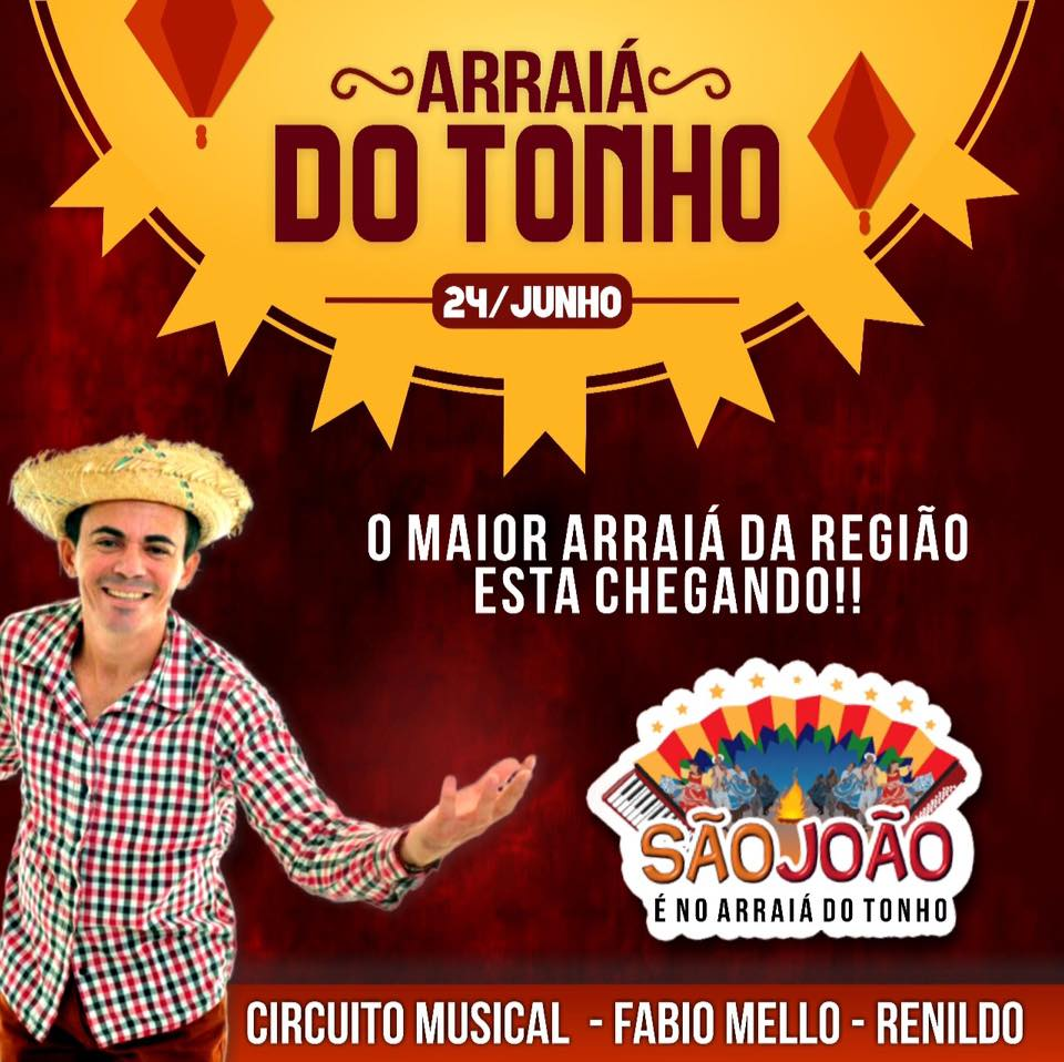 ARRAIÁ DO TONHO