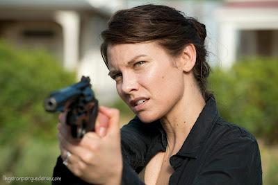 Lauren Cohan como Maggie Greene
