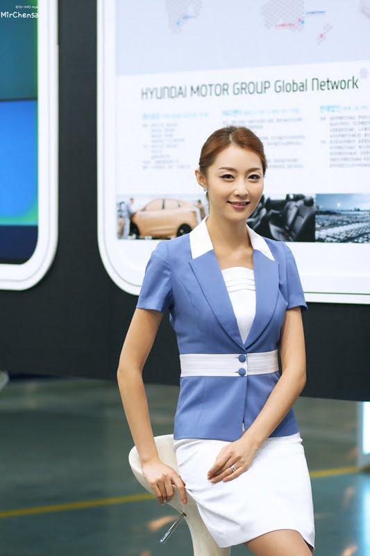 Hot girl Eun Bin Yang