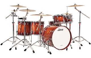 Ludwig Drum Set - Legacy Exotic Bubinga