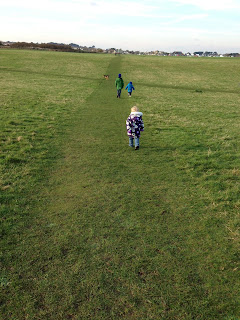 Exploring Hengistbury Head