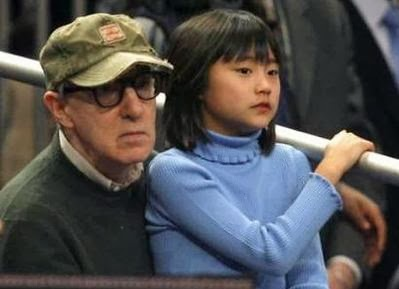 Woody Allen, Soon Yi, Whorrified, Valentine's Day,