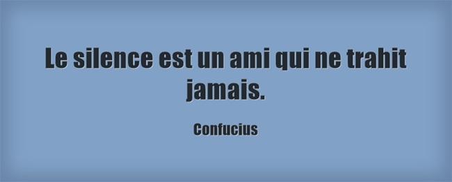 Citaten Confucius : Deux belles citations de confucius citation sur la vie