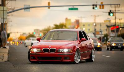 Foto Eksterior BMW 530i E39