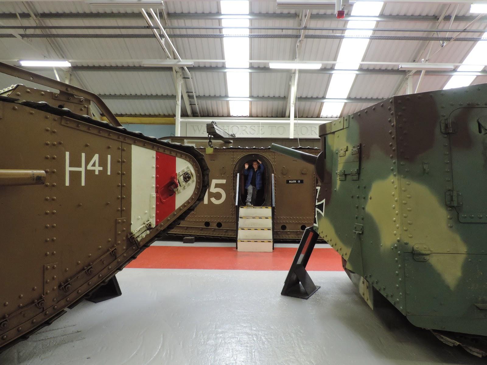 tank museum bovington camp dorset