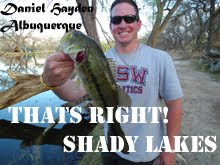 Albq & SF's Best Bass Fishing?
