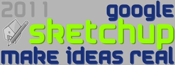 DM : Diseu00f1o Multimedia: Google SketchUp, Make Ideas Real