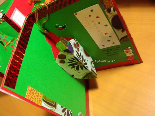 Pl stica tarjetas para felicitar la navidad - Hacer tarjetas de navidad ...
