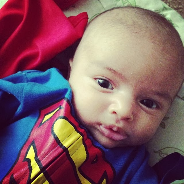 """Super Z"" (the baby boy)"