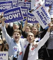 Gay marriage end times