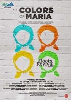Roots Revival, Colors of Maria, Craiova