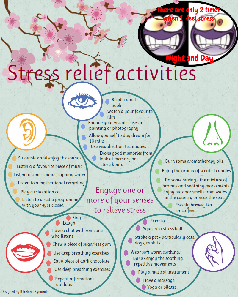 Stress relief for children