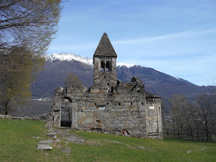 C'era un'abbazia nel bosco...
