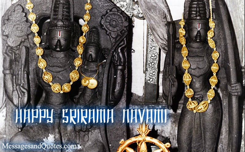 Happy Srirama Navami Messages