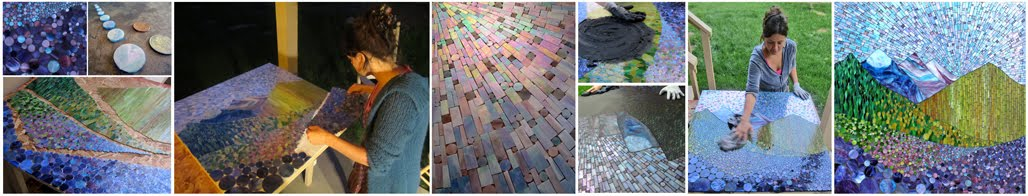 Kasia Mosaics Fine Art Prints