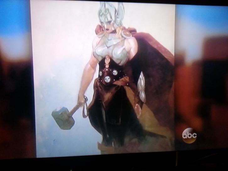 Marvel announces new female THOR
