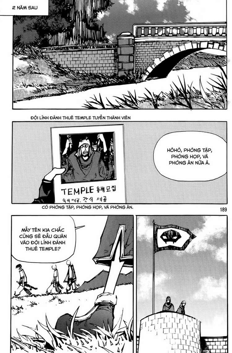 Ares – Kiếm sỹ lang thang chap 207 Trang 20 - Mangak.info